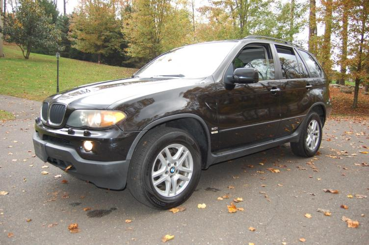 2006 Black /Black Leather BMW X5 3.0i (5UXFA13566L) with an 3.0L L6 DOHC 24V engine, Automatic transmission, located at 6528 Lower York Road, New Hope, PA, 18938, (215) 862-9555, 40.358707, -74.977882 - Photo #0