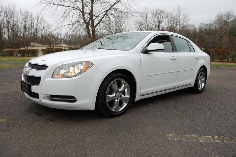2010 /Tan Leather Chevrolet Malibu 2LT (1G1ZD5EBXAF) with an 2.4L L4 DOHC 16V engine, 6-Speed Automatic transmission, located at 6528 Lower York Road, New Hope, PA, 18938, (215) 862-9555, 40.358707, -74.977882 - Photo #0