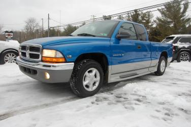 1998 Dodge Dakota Club Cab SLT